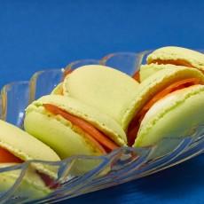 Macarons de Salmón