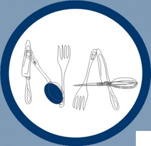Logo Circular La Nave Azul