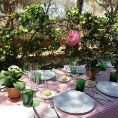 Catering para comunion en exterior